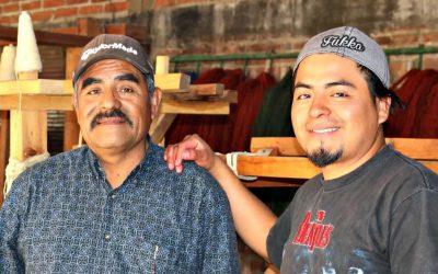 Zapotec Weavers Santa Ana del Valle in Oaxaca