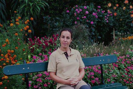 Carina Costa of the Terra Nostra Gardens, Azores