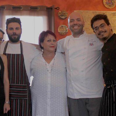 Sicilian Food, The Passion of Sicilian Chef Roberto Carpitella