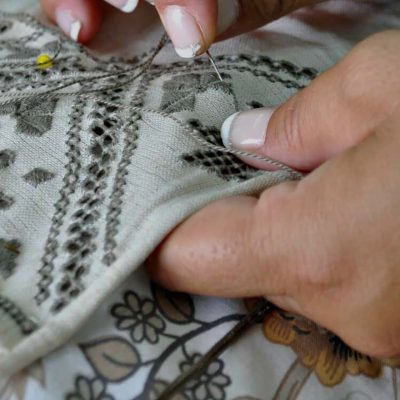 Lefkara Lace of Cyprus and the Pattern of Tradition