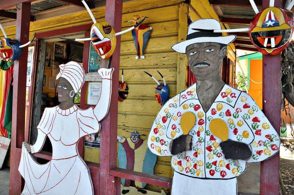 Loiza Puerto Rico Vejigante Masks