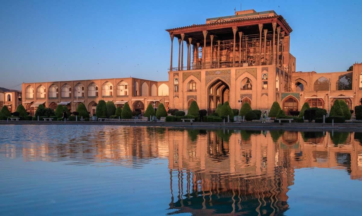 Ali Qapo Palace Isfahan