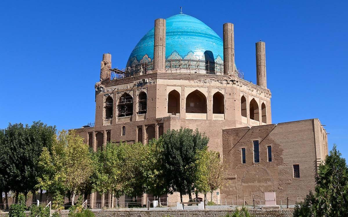 Soltaniye Dome - Zanjan.