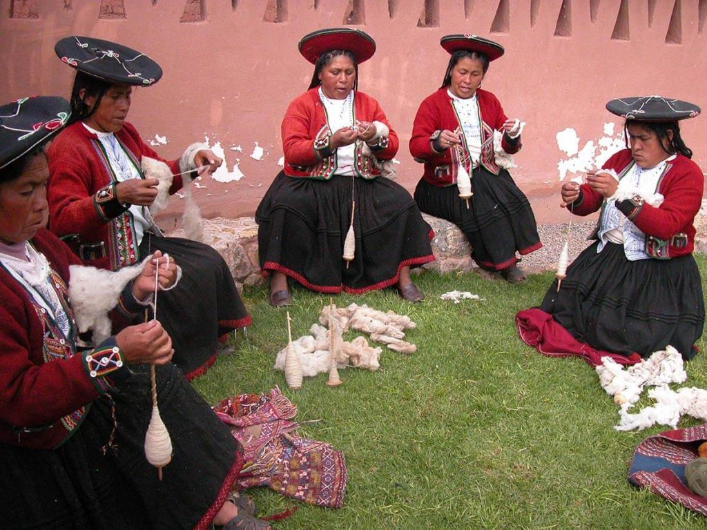 Peru CTTC Nilda Callanaupa