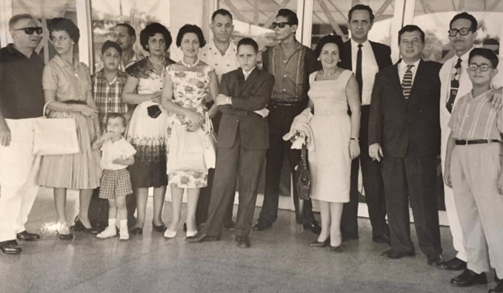 Stuart Ashman and Family