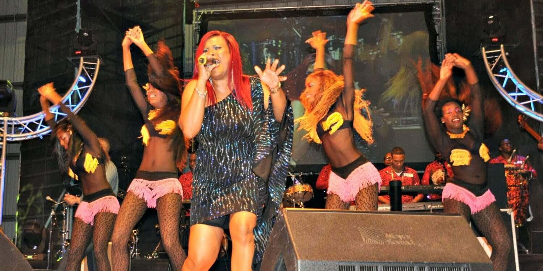 Tumba Festival Curacao