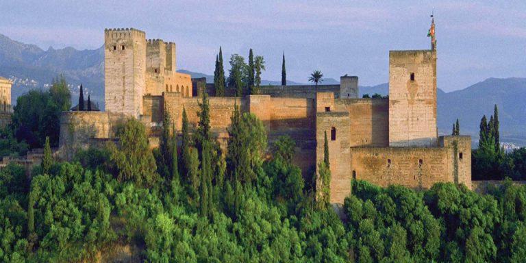 Alhambra of Granada Spain Featured Image