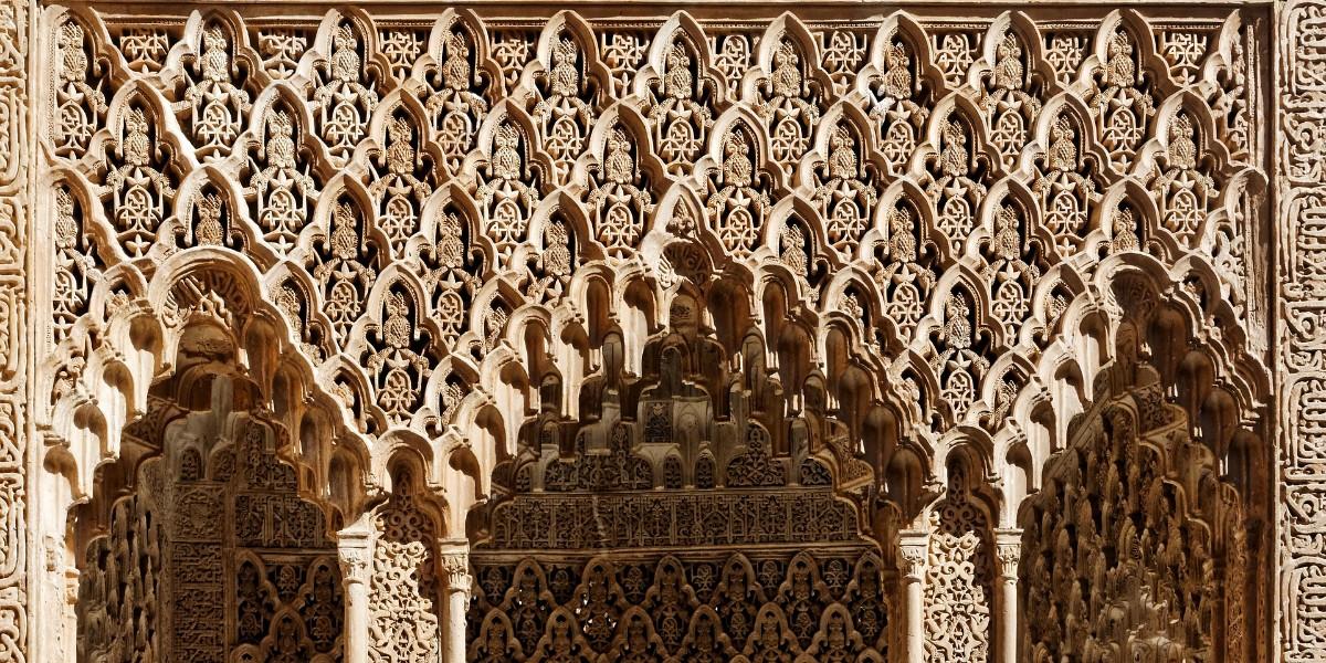 Alhambra of Grenada