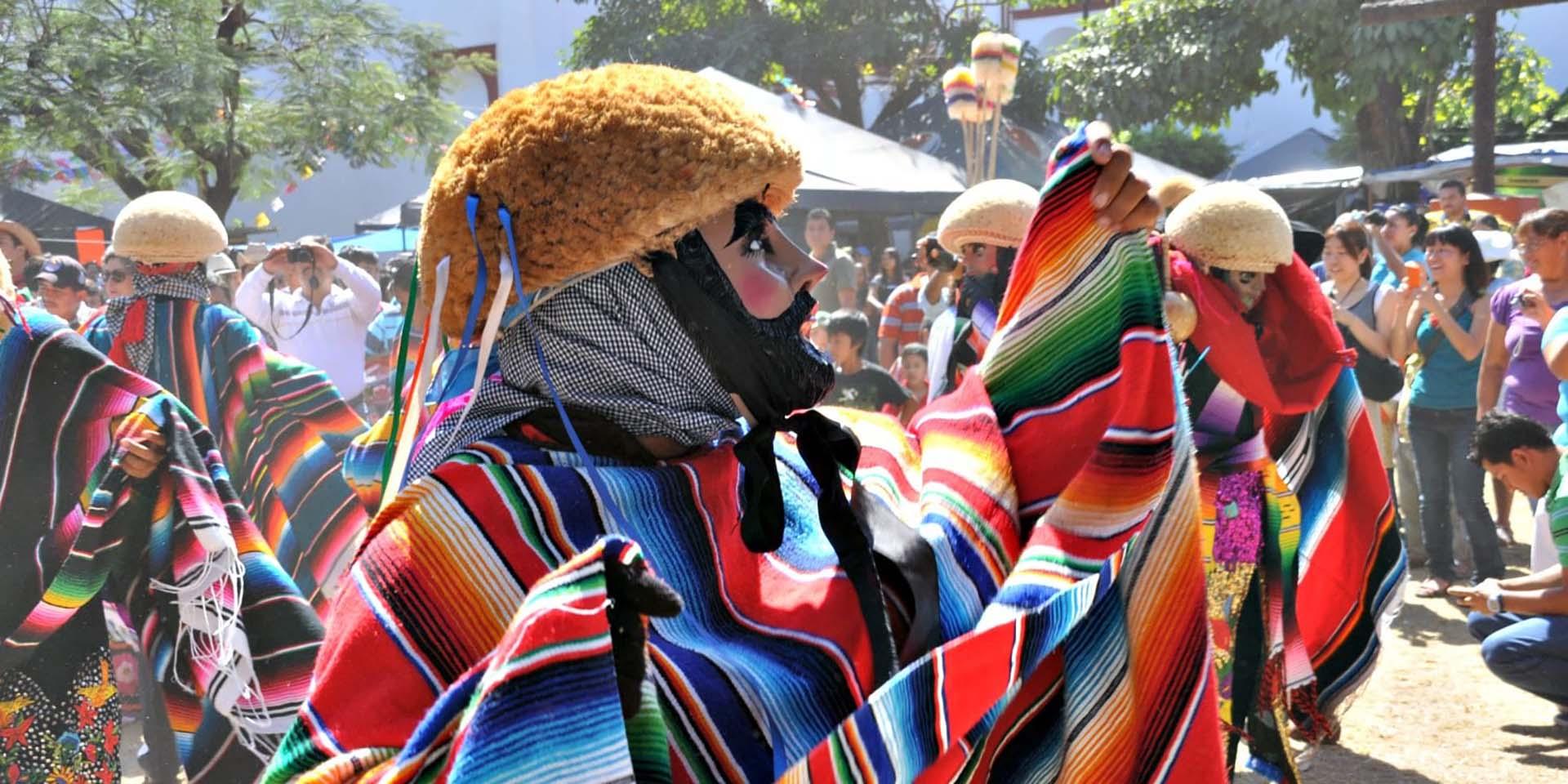 Chiapa de Corzo Dancer Mask