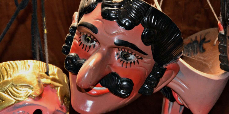 Guatamala masks Chi Chi
